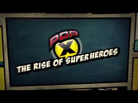 The Rise of Superheroes and Their Impact On Pop Culture | SmithsonianX on edX | Course Video
