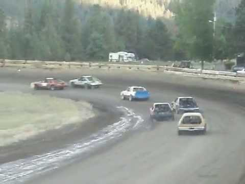 Eagle Track Raceway Fever 4 Main Event Part 4 Sept 20th 2014