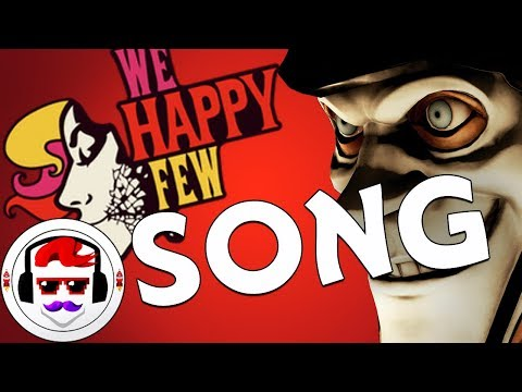 We Happy Few Trailer Song | Smile For Now | #RockitGaming (Unofficial Soundtrack)