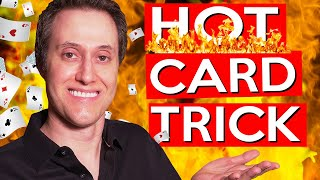 Magic Trick With Cards - BRAND NEW!