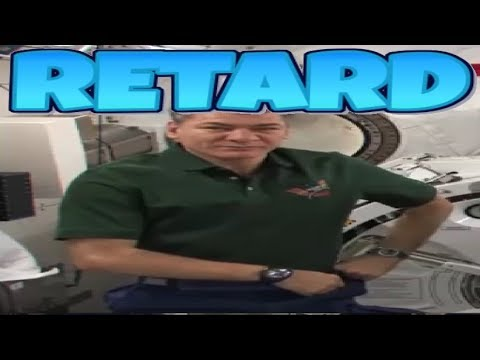 FLAT EARTH - NASA DUMB ASTRONAUT OF THE YEAR thumbnail