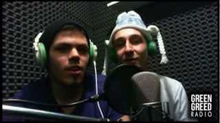 Green Greed Radio Skit - Teaser - Effe & Cerbero - Blazers Crue