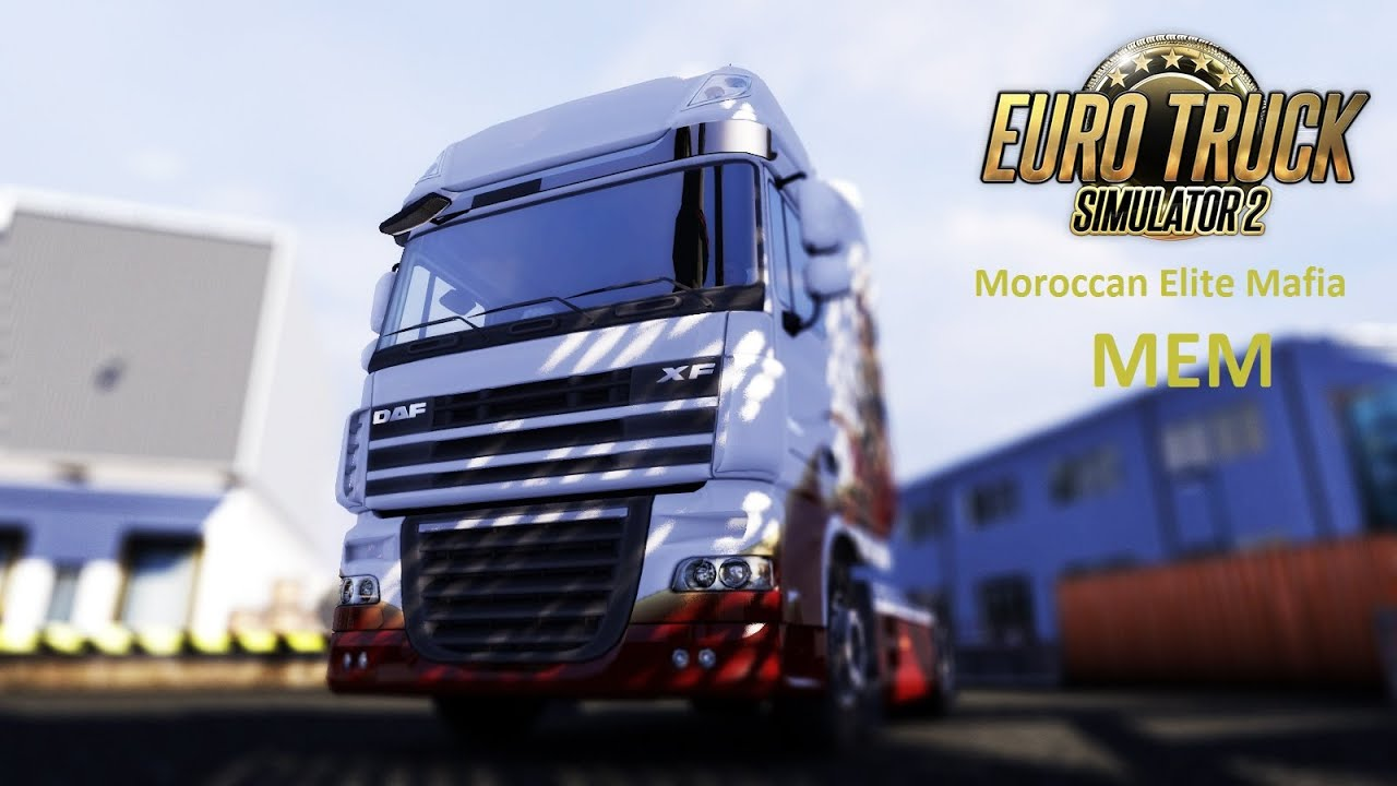 how to play euro truck simulator 2 online