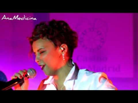 Como un fantasma - Chenoa - Casino Gran Madrid - junio '16