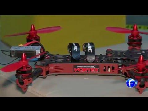 Drones En La Ciudad 2016 en Fractal de Foro TV