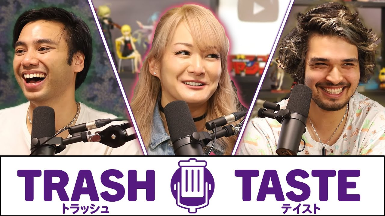 Let's Just JUMP Right Into It (ft. Reina Scully) | Trash Taste #46
