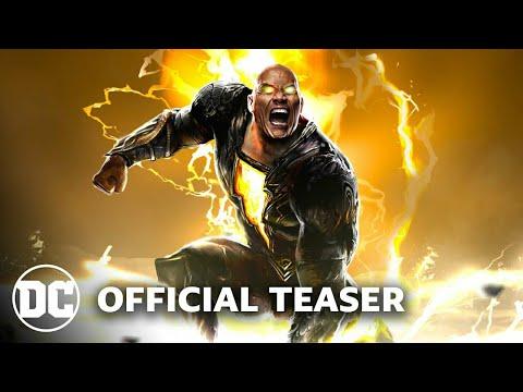 Black Adam – Official Teaser (2021) | Dwayne Johnson | DC FanDome