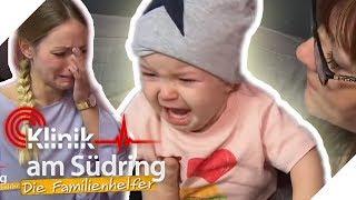 Schrei-Baby extrem: Baby Lilly kreischt Mama zum Nervenzusammenbruch! | Die Familienhelfer | SAT.1