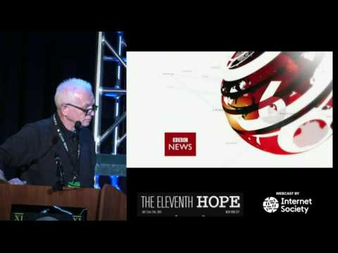 "The Eleventh HOPE (2016): ""Monitoring Dusty War Zones and Tropical Paradises"""