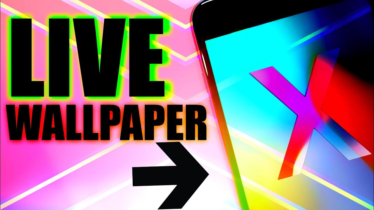 IPHONE X LIVE WALLPAPER DOWNLOAD FOR ALL IOS DEVICES / GET ALL IPHONE X LIVE WALLPAPER DOWNLOAD ...