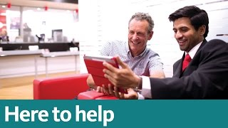 Santander Online Business Banking – finding your way around