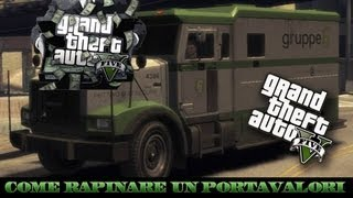 GTA 5 - Dove trovare PORTAVALORI