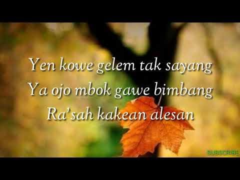 Nella Kharisma - Pikir Keri (Lirik)