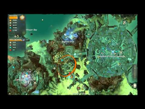 Guild Wars 2: Punkt widokowy Vista Garden of IIya na Malachor's Leap (Mini Poradnik)