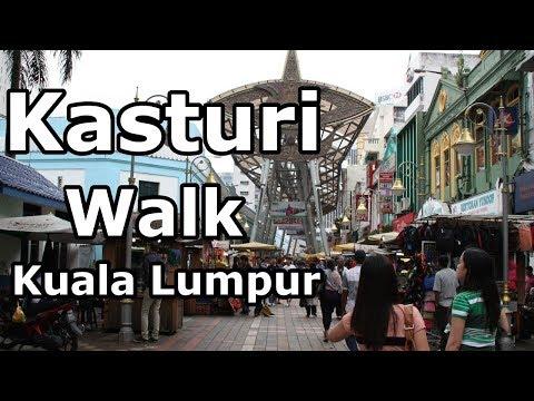 Kasturi Walk,  Kuala Lumpur, Malaysia.