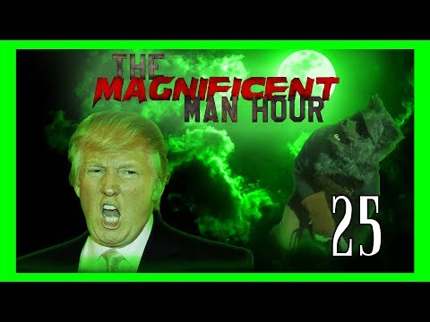 MMH 25 - A Wolf in Creep's Clothing - Trump's Storm, Qanon and a visit to the Wolf Shop