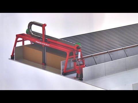 Automatisch voeren vanuit de kuil met Peecon XYZ 24/7 - EuroTier 2016 - www.melkvee.nl