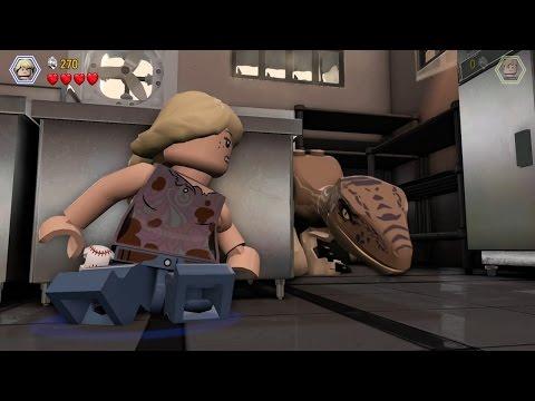 LEGO JURASSIC WORLD - PELIGRO EN LA COCINA