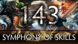 Dota 2 Symphony of Skills 143
