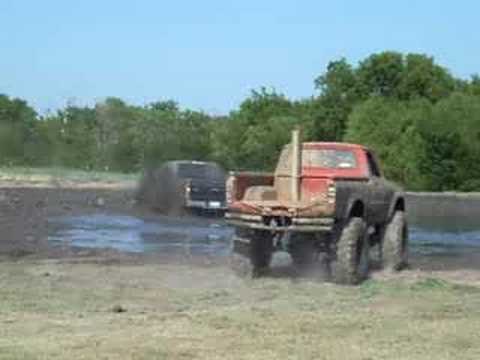 Playing Around After the Rockwall County Mud Bog