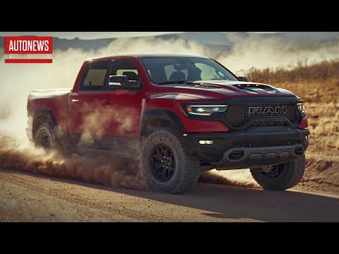 Новый RAM 1500 TRX (2021): убийца Ford F-150 Raptor! Все подробности