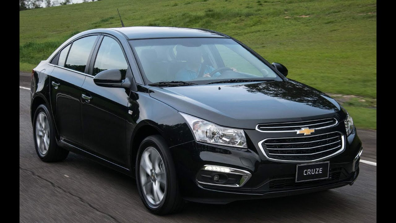 Chevrolet Cruze Sedan LTZ 2015 - Falando de Carro - YouTube
