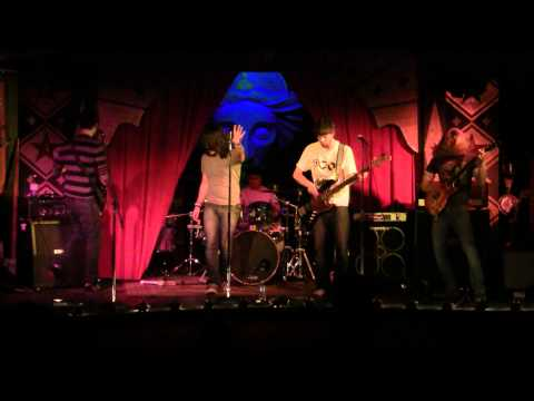 Becoming The Ghost at Roxy & Duke's Benefit for Derek & Sue 3-11-12 : NJ Skies # 7