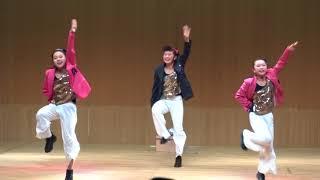 RE:DANCE PROJECTあい舞みい『浪漫 Tic Saint DANCE』/結城舞祭 アクロス小ホール/祭りゆうき2017 結城舞衣 動画 27