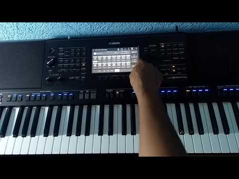 YAMAHA PSR SX900-SONG.MIDI-SONG CREATOR-MULTI RECORDING-BY C
