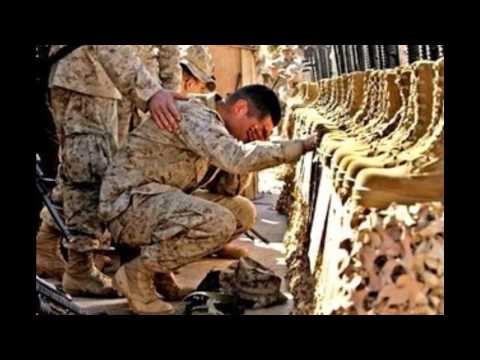 Military video Linkin Park - Numb