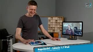 Test - Cubasis 1.7 fürs iPad - deutsch
