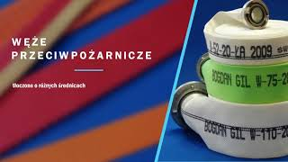 Liny taśmy lamówki Bielsko-Biała Tech-Band