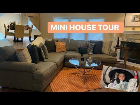 MINI HOUSE TOUR & ANOCHE COMI CARNE