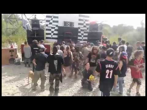 Free Party 10 Ans Elektrize Sound System & Visu par la Shamanerie - 16/09/2017