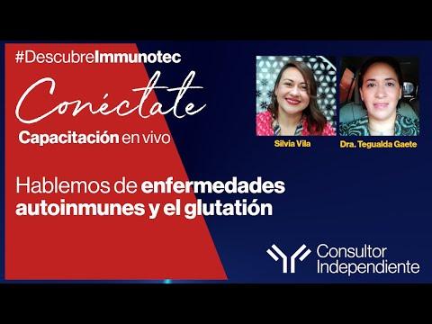 #DescubreImmunotec | Hablemos de enfermedades Autoinmunes con la Dra. Tegualda Gaete