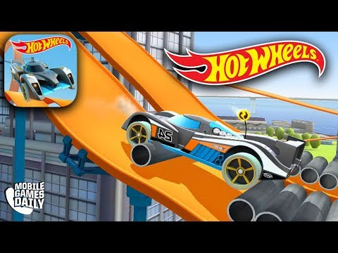 Hot Wheels: Race Off - SUPERCHARGED 24 OURS Gameplay (iPhone X)