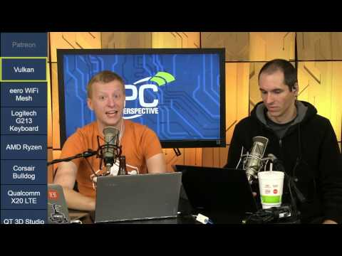PC Perspective Podcast 438 - 02/23/17