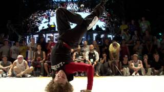 Outbreak Europe 2014 1vs1 World Bboy Series Semifinal | Kosto vs Kleju