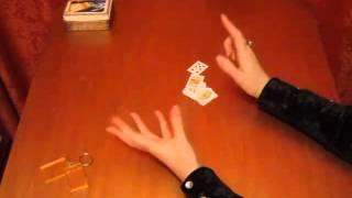 Экспресс гадание на мини колоде игральных карт