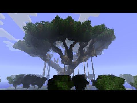 Les 10 plus belles maps sur Minecraft !