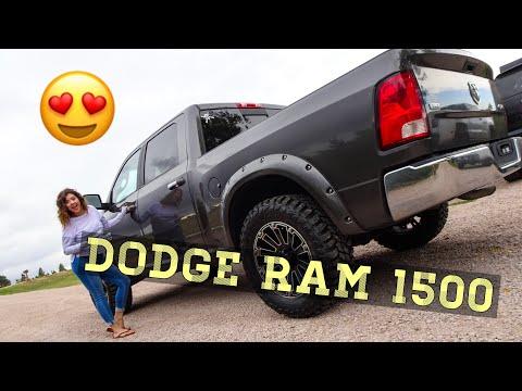 My TRUCK TOUR!!  *Dodge Ram*