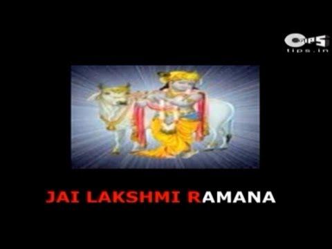 Jai Lakshmi Ramana Aarti by Hari Om Sharan - With Lyrics - Satyanarayan Swami Aarti - Sing Along