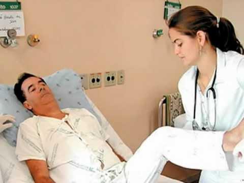 Vídeo Auxiliar de enfermagem curso