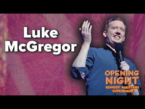 Luke McGregor - 2015 Opening Night Comedy Allstars Supershow