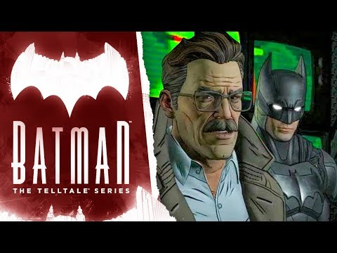 NEW BATMAN THE ENEMY WITHIN! (PART 2)