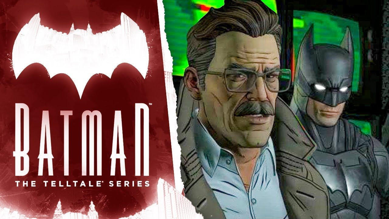 Download NEW BATMAN THE ENEMY WITHIN! (PART 2)