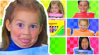 Finger Family Colors | Learn Colors | The Finger Family Song