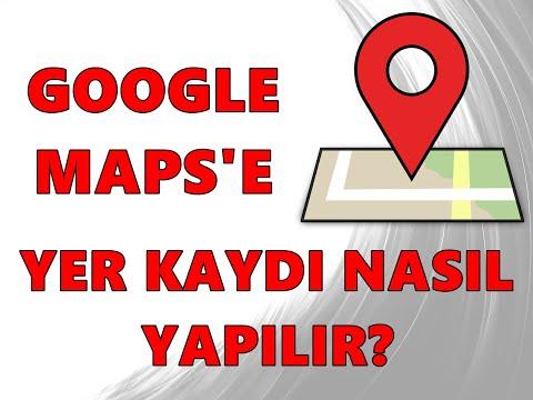 Google Haritalara Yer Ekleme l Google Maps İşletme Ekleme Nasıl Yapılır?