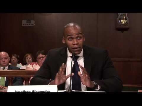 Transgender Policy - Jonathan Alexandre - Liberty Counsel