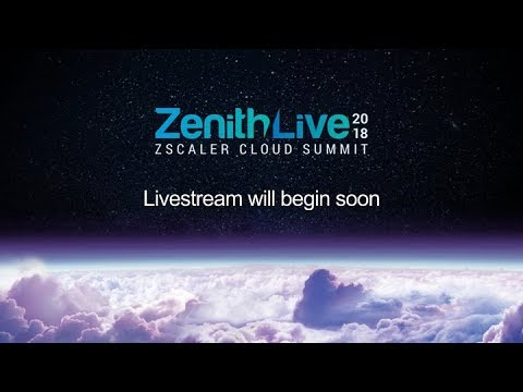 Zscaler Live Stream
